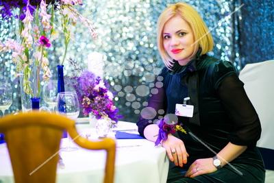 Raluca Voicu - event planner