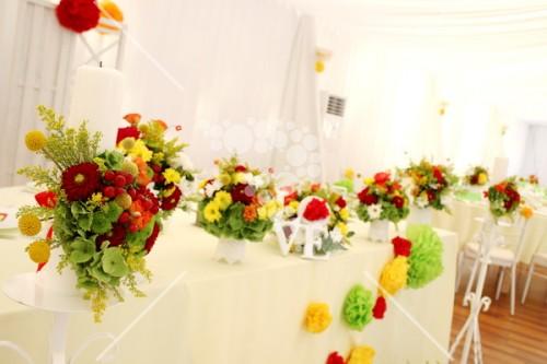 Decro_nunta colorata la cort (11)